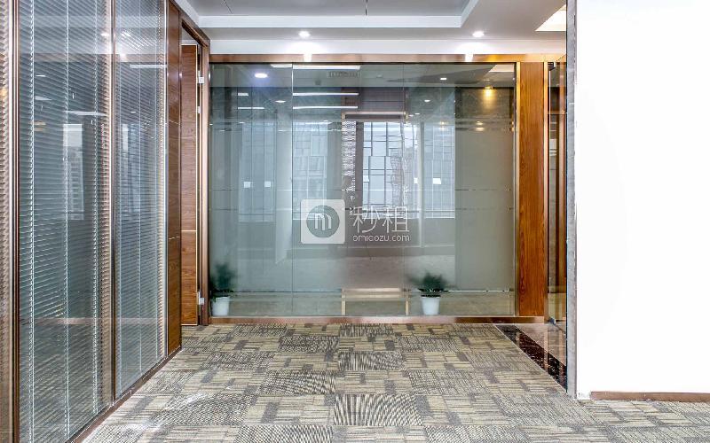 易思博软件大厦写字楼出租110平米精装办公室165元/m².月