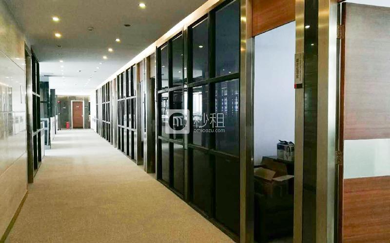 恒超华府写字楼出租300平米豪装办公室65元/m².月