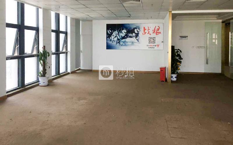 工勘大厦写字楼出租201平米精装办公室120元/m².月