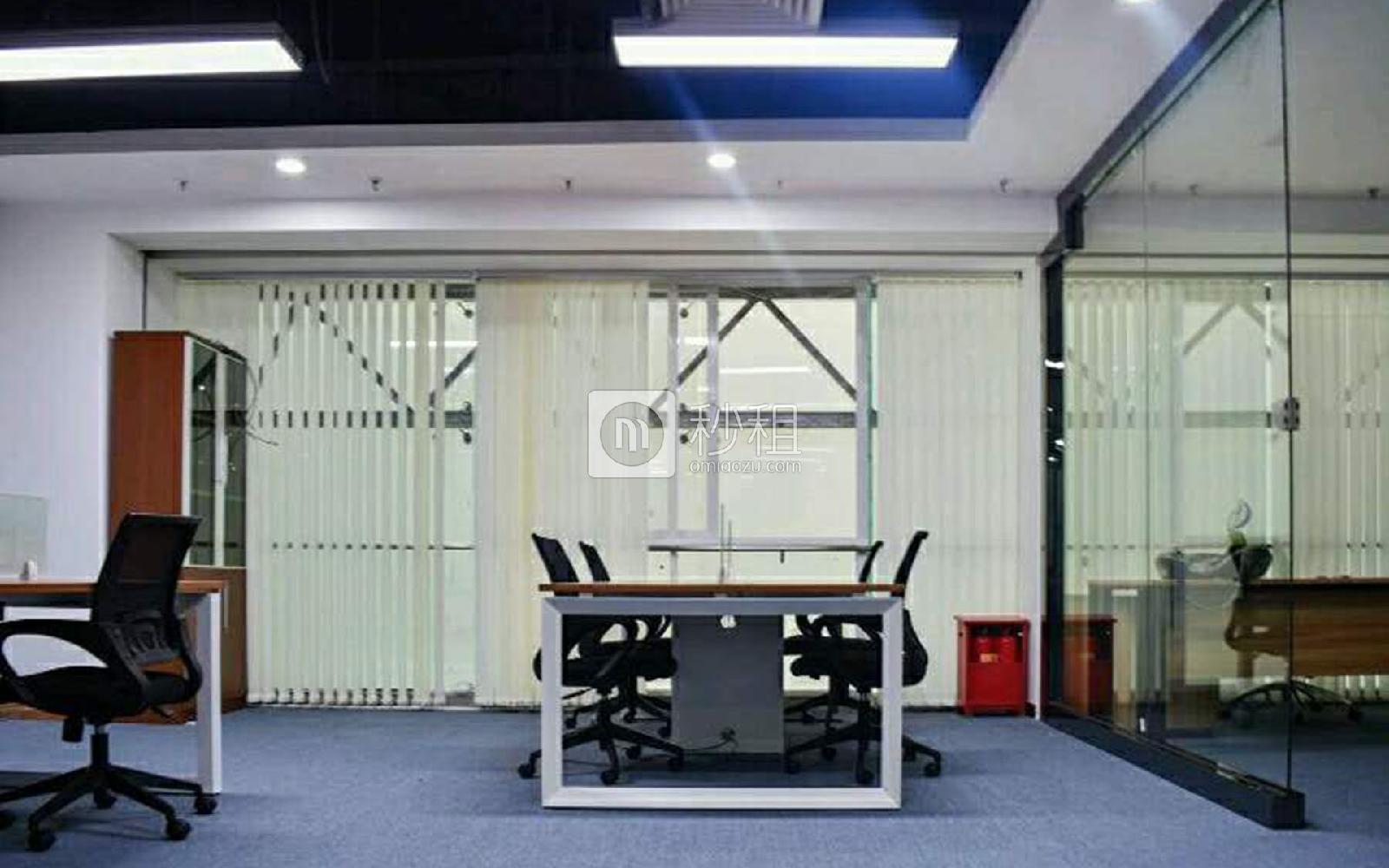 达实智能大厦写字楼出租261平米精装办公室100元/m².月
