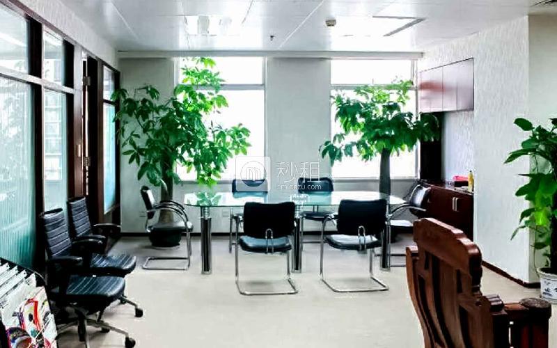 航天大厦写字楼出租180平米精装办公室220元/m².月