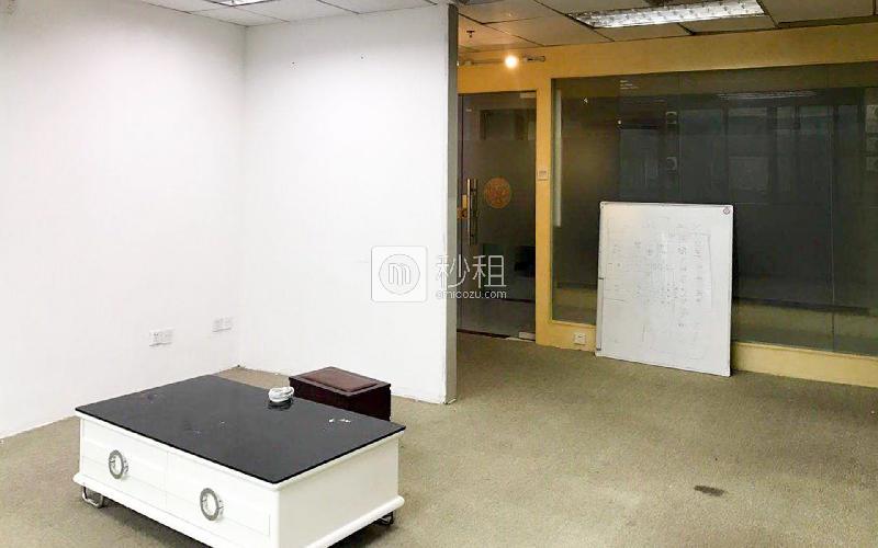 桂都大厦写字楼出租95平米精装办公室95元/m².月