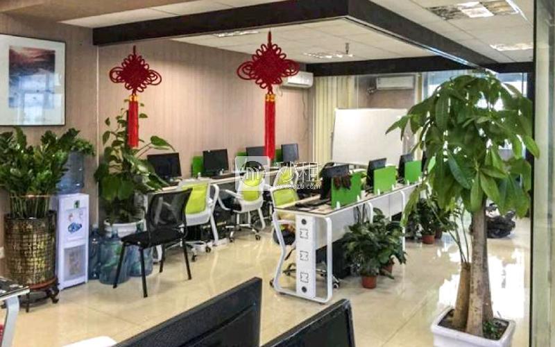 太阳岛大厦写字楼出租160平米精装办公室100元/m².月