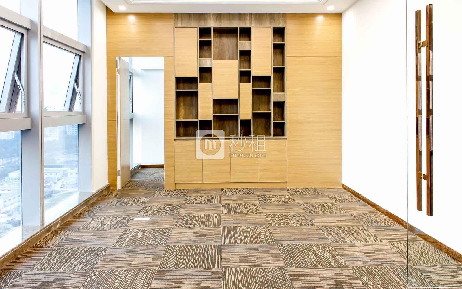 海王星辰大厦写字楼出租120平米简装办公室205元/m².月