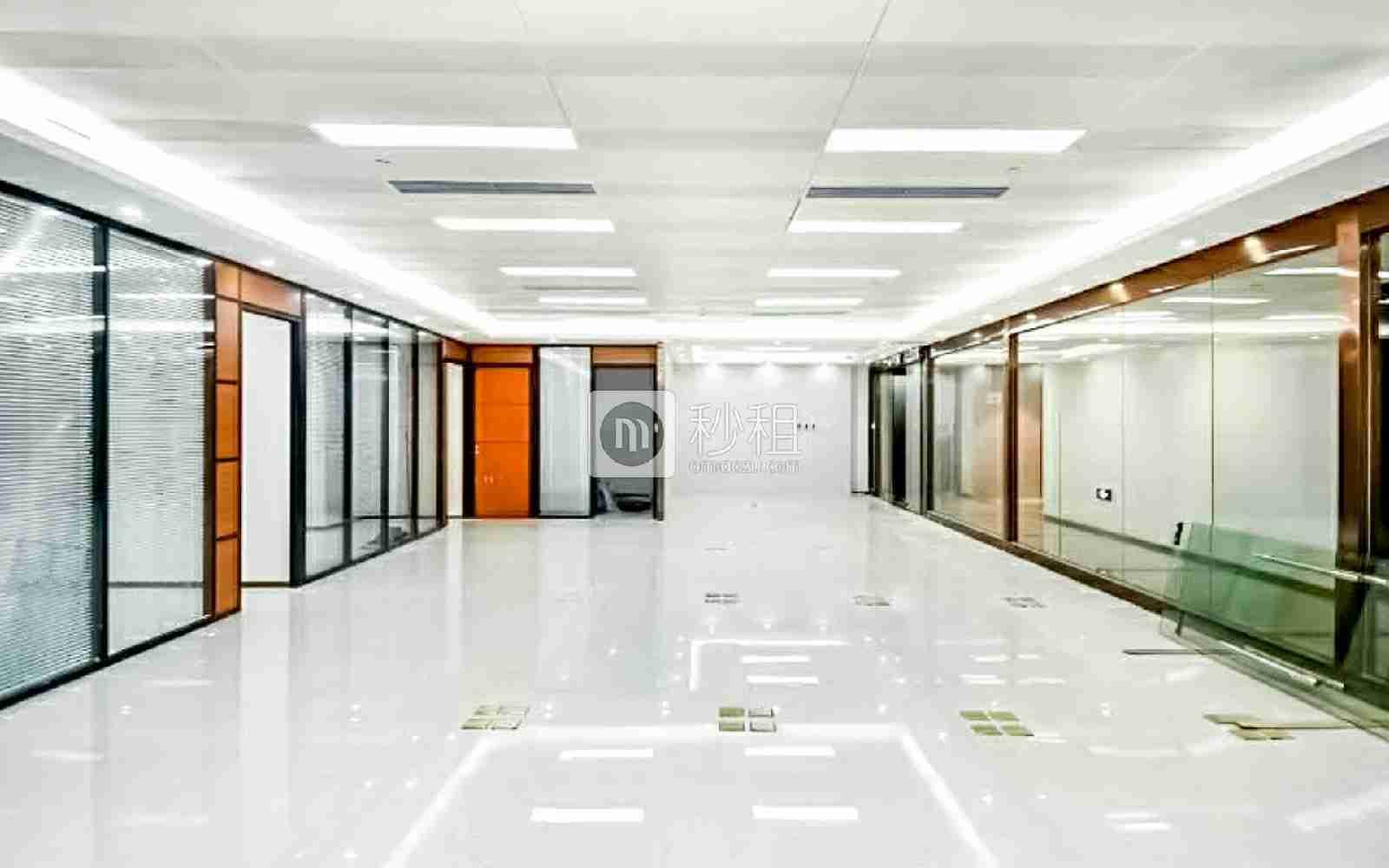 华润城大冲商务中心写字楼出租368平米精装办公室165元/m².月