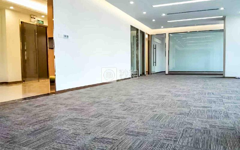 海王星辰大厦写字楼出租174平米精装办公室205元/m².月