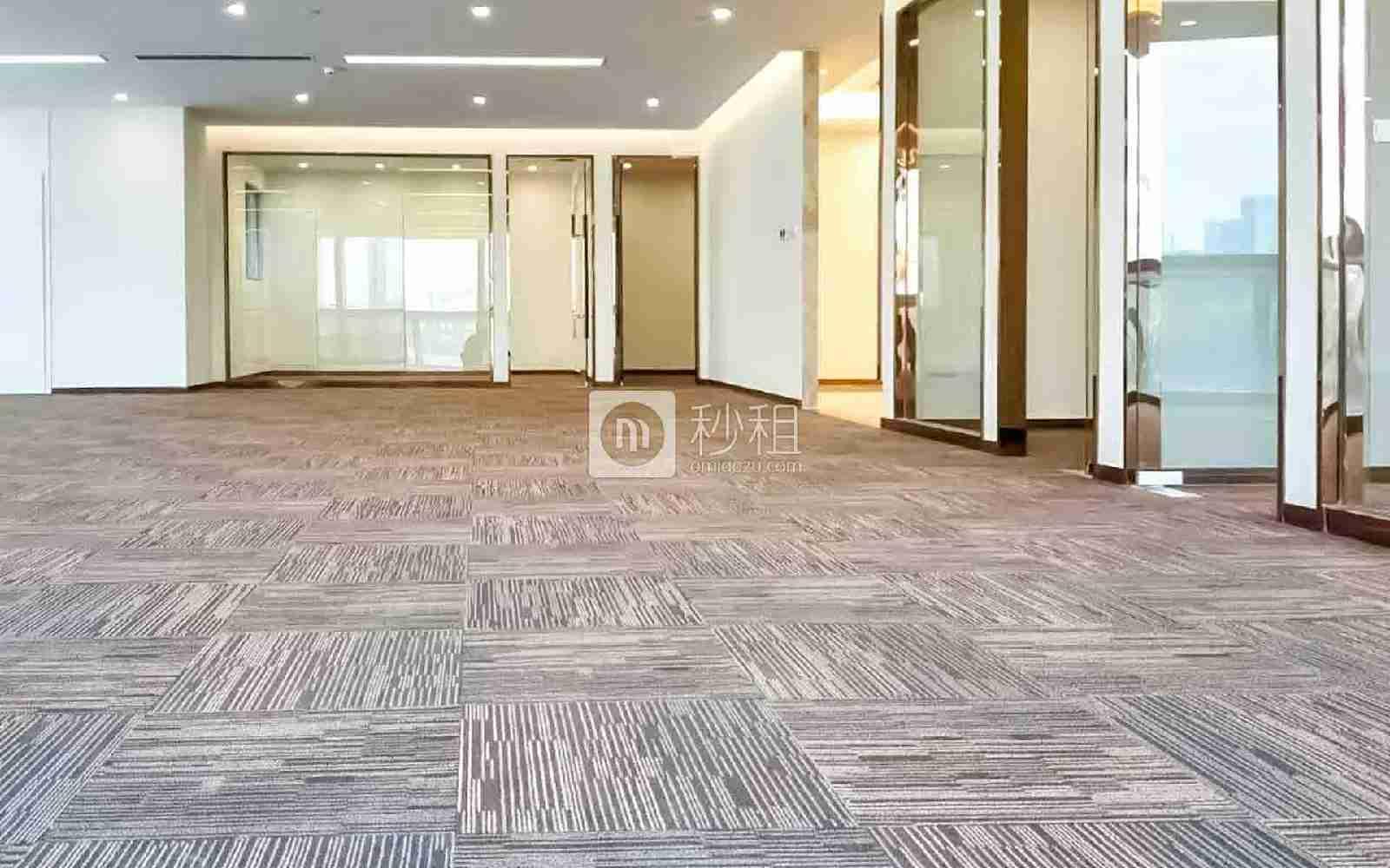 海王星辰大厦写字楼出租338平米精装办公室205元/m².月