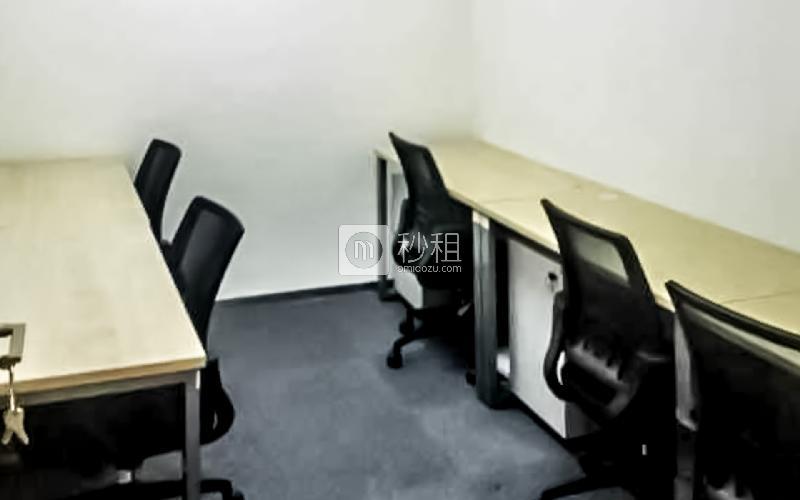 富源海滨大厦-德冠廷-创客汇写字楼出租20平米精装办公室2500元/间.月