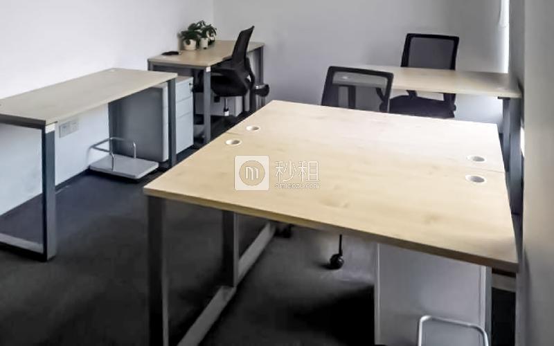 富源海滨大厦-德冠廷-创客汇写字楼出租30平米精装办公室3800元/间.月