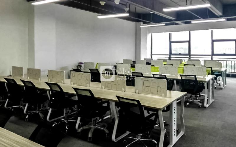 天安云谷写字楼出租310平米精装办公室85元/m².月