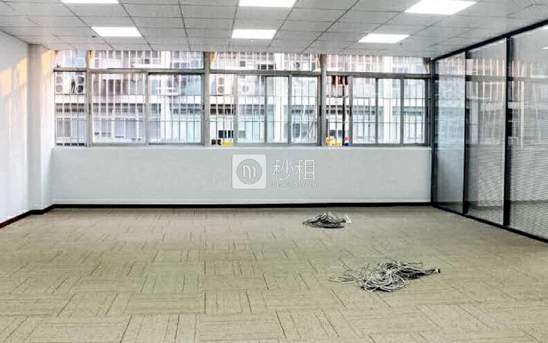 天经大厦写字楼出租350平米精装办公室110元/m².月