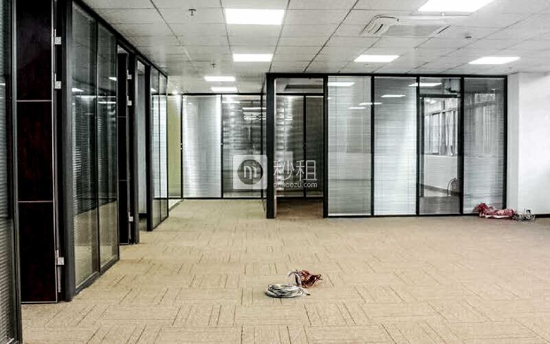 天经大厦写字楼出租362平米精装办公室110元/m².月