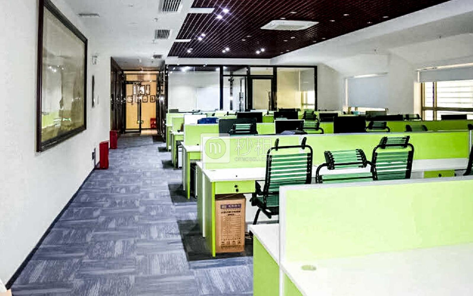 免税商务大厦 写字楼出租1100平米精装办公室228元/m².月