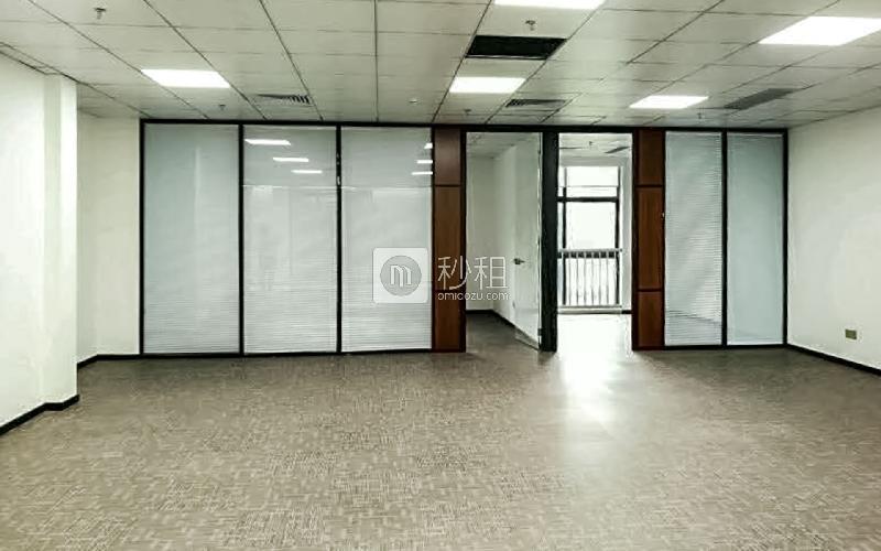 宝立方文化创意园写字楼出租116平米精装办公室65元/m².月