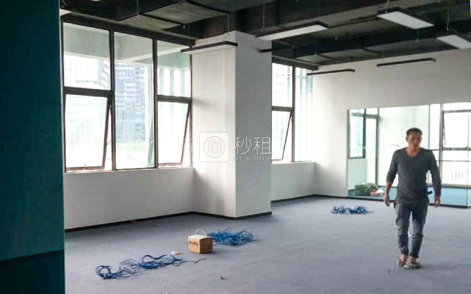 江南时代大厦写字楼出租263平米简装办公室100元/m².月