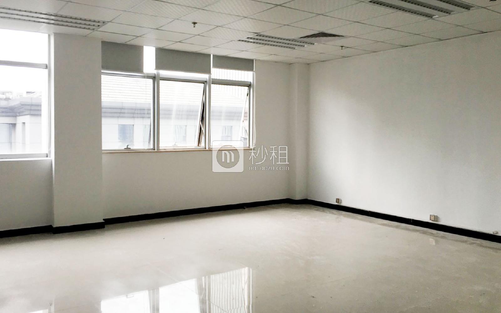 惠恒大厦写字楼出租146平米简装办公室125元/m².月