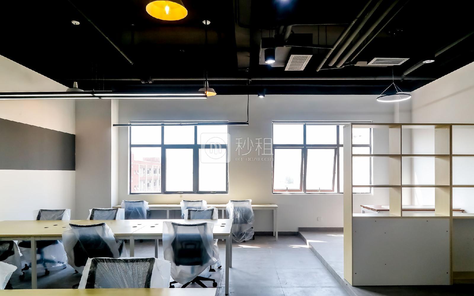 硅谷大院写字楼出租29平米精装办公室4100元/间.月