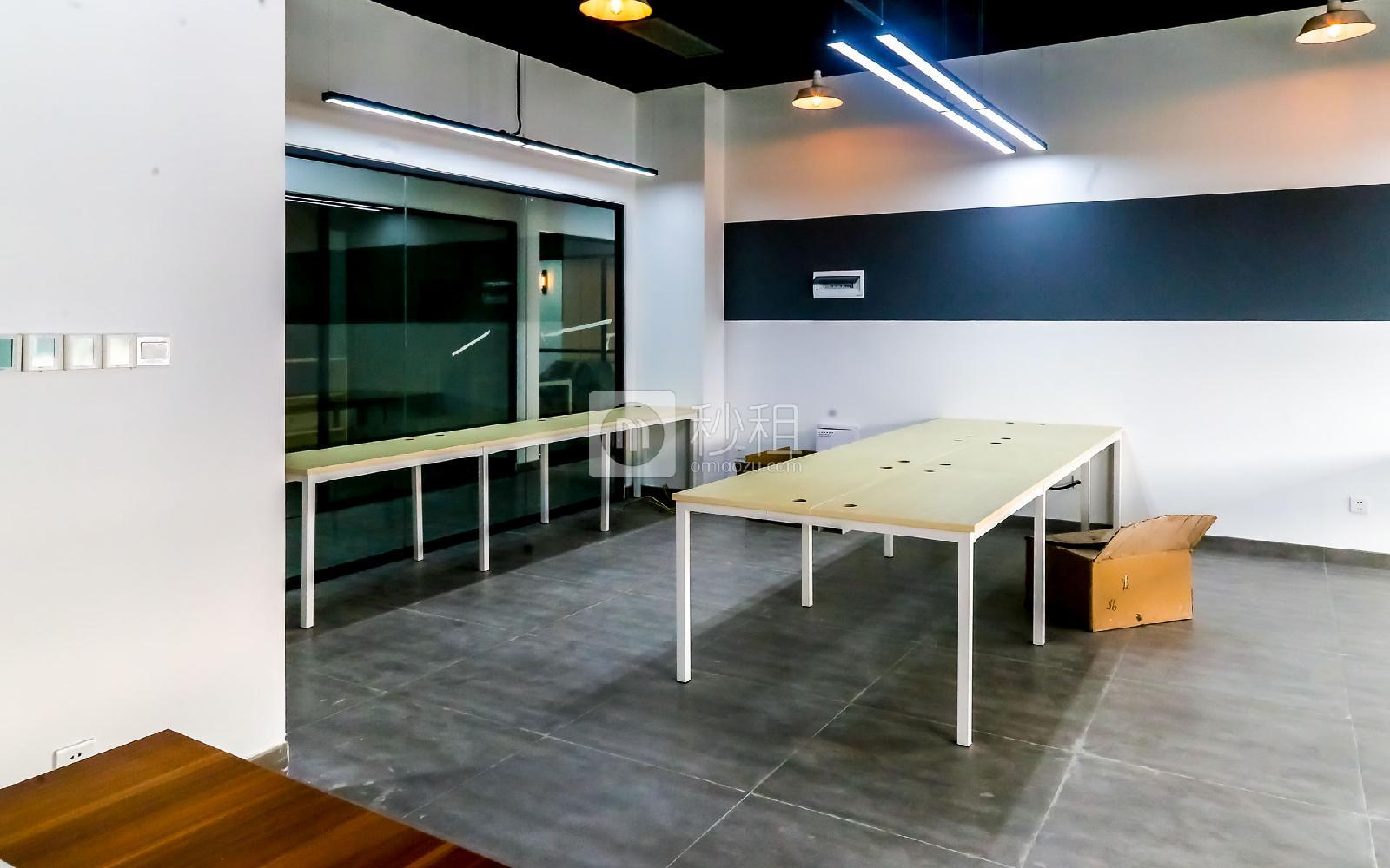 硅谷大院写字楼出租60平米精装办公室7500元/间.月