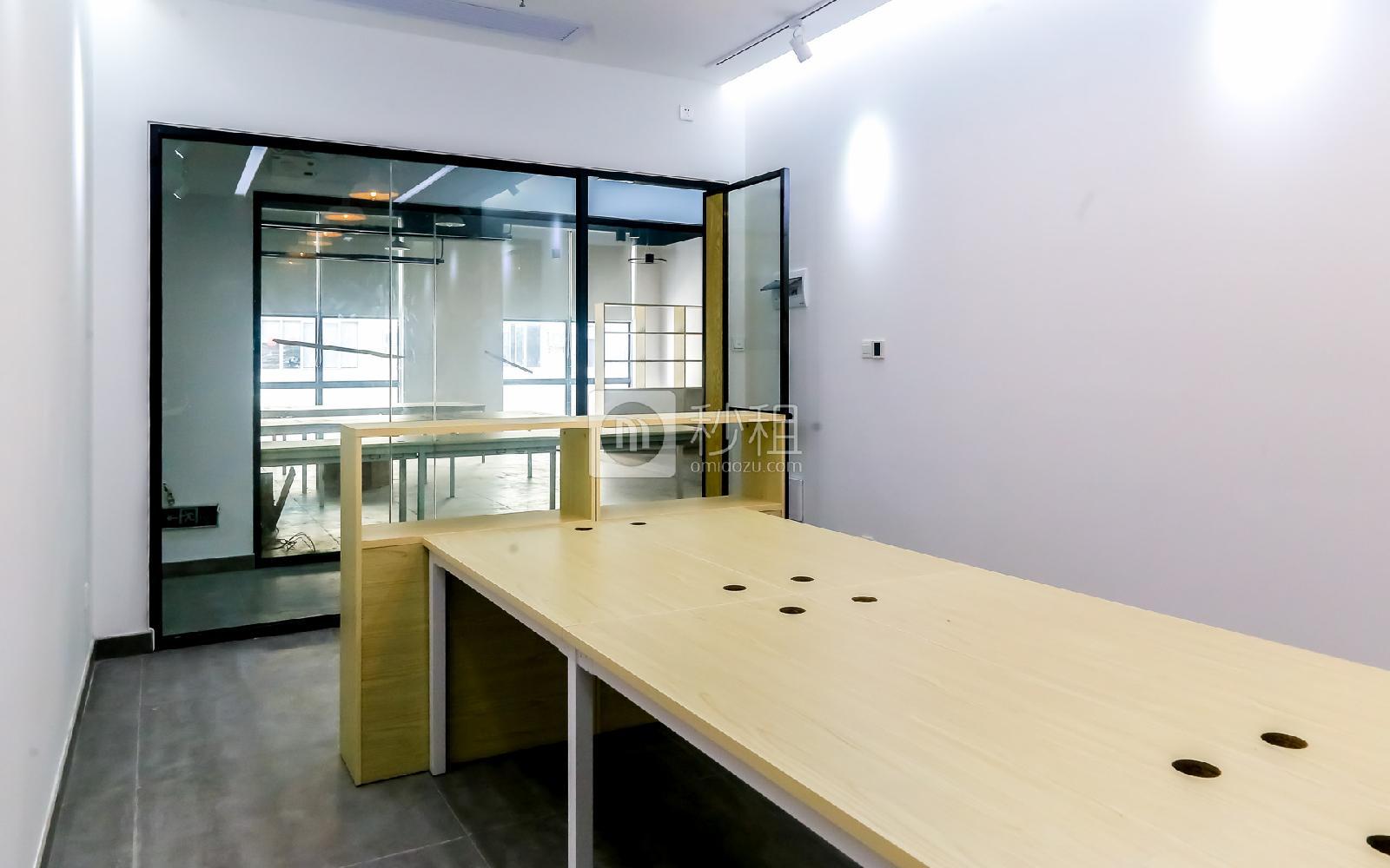 硅谷大院写字楼出租25平米精装办公室3480元/间.月