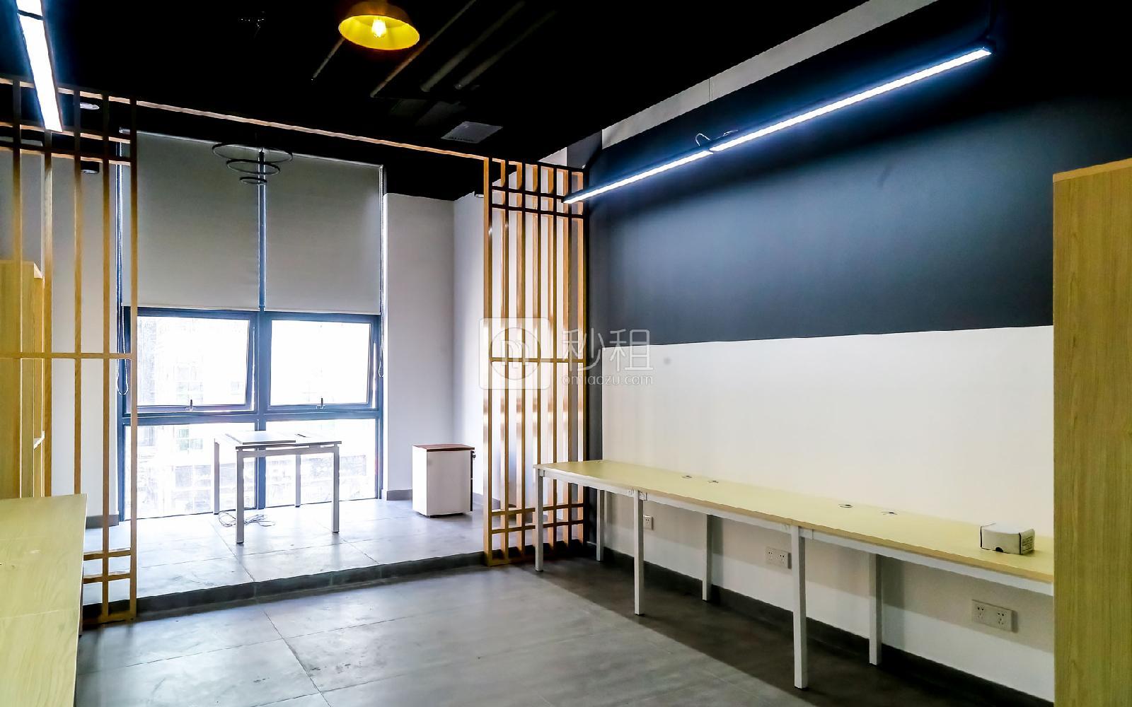 硅谷大院写字楼出租26平米精装办公室3680元/间.月