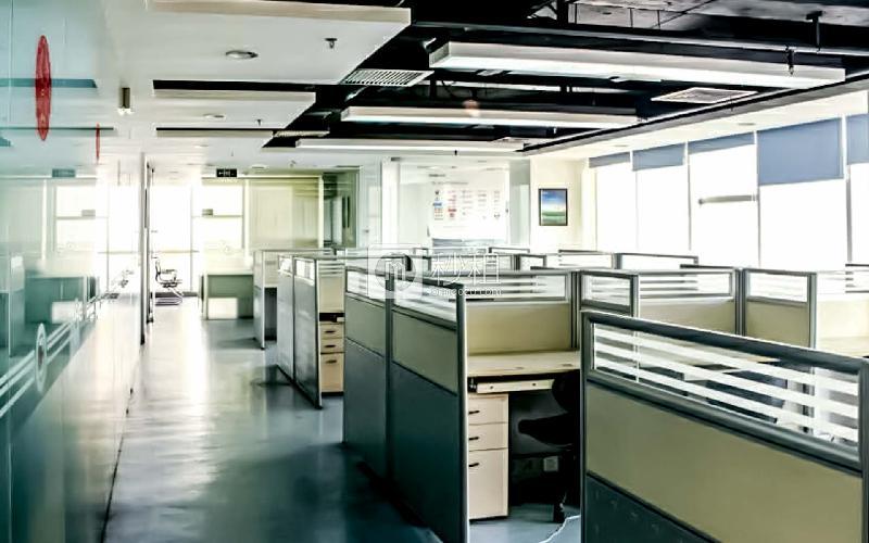 本元大厦写字楼出租350平米精装办公室155元/m².月