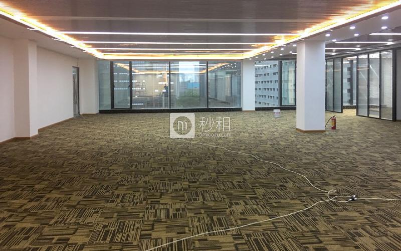 深圳湾科技生态园(一期)写字楼出租930平米精装办公室135元/m².月