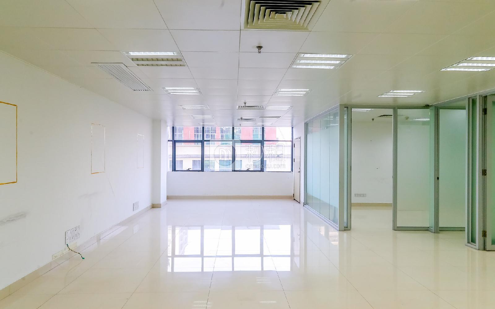 展滔科技大厦写字楼出租405平米精装办公室73元/m².月