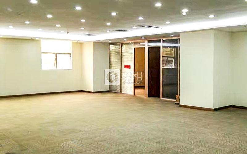 国际文化大厦写字楼出租468平米精装办公室125元/m².月