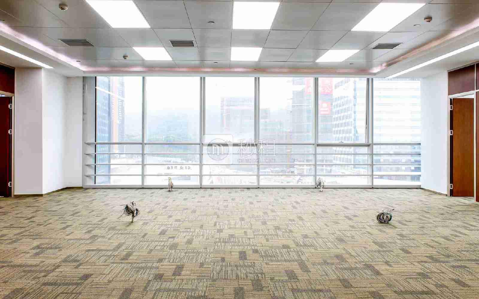 星河WORLD(二期)写字楼出租406平米精装办公室128元/m².月
