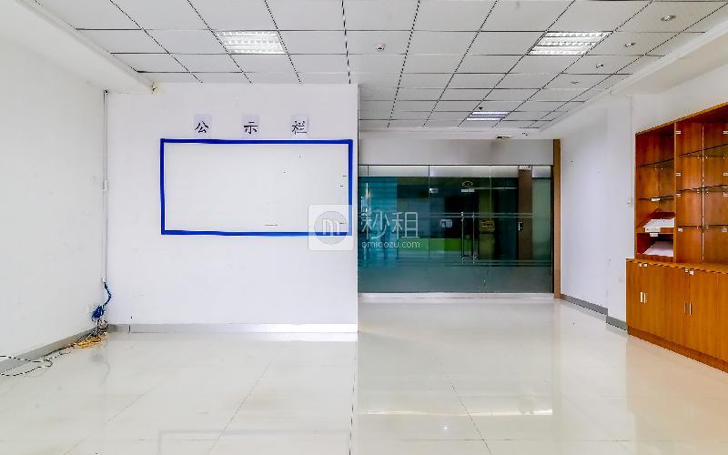 港之龙商务中心写字楼出租356平米精装办公室88元/m².月