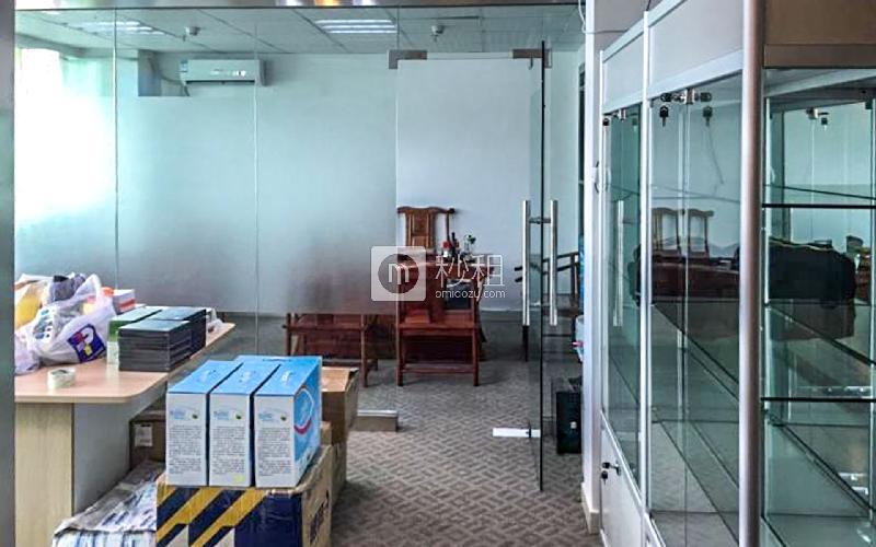 寸金大厦写字楼出租78平米精装办公室110元/m².月