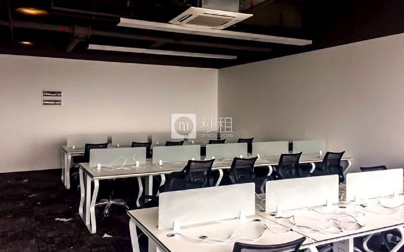 万国食品城写字楼出租349平米精装办公室65元/m².月