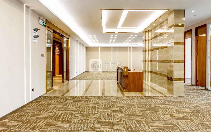 卓越前海壹号写字楼出租700平米精装办公室118元/m².月