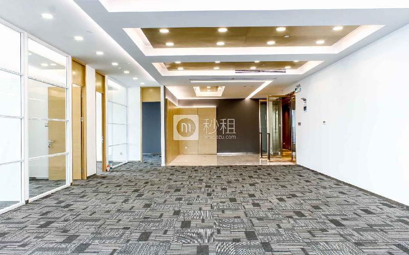 卓越前海壹号写字楼出租496平米精装办公室140元/m².月