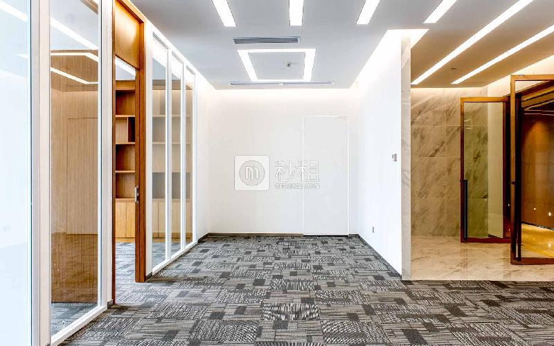 卓越前海壹号写字楼出租188平米精装办公室225元/m².月