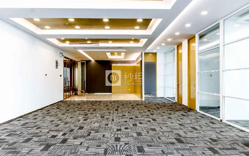 卓越前海壹号写字楼出租496平米精装办公室225元/m².月