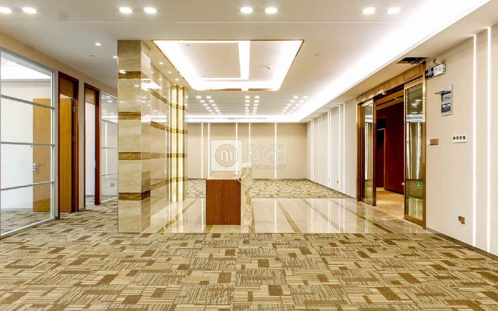 卓越前海壹号写字楼出租625平米精装办公室140元/m².月