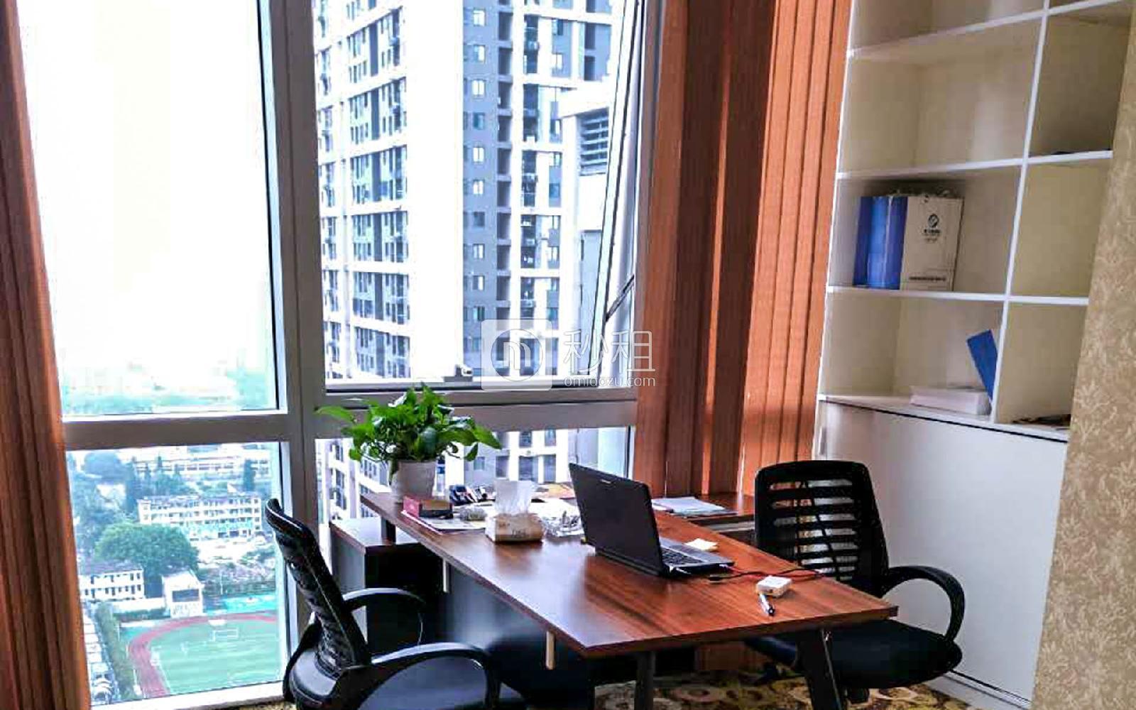 华润城大冲商务中心写字楼出租418平米豪装办公室69000元/月