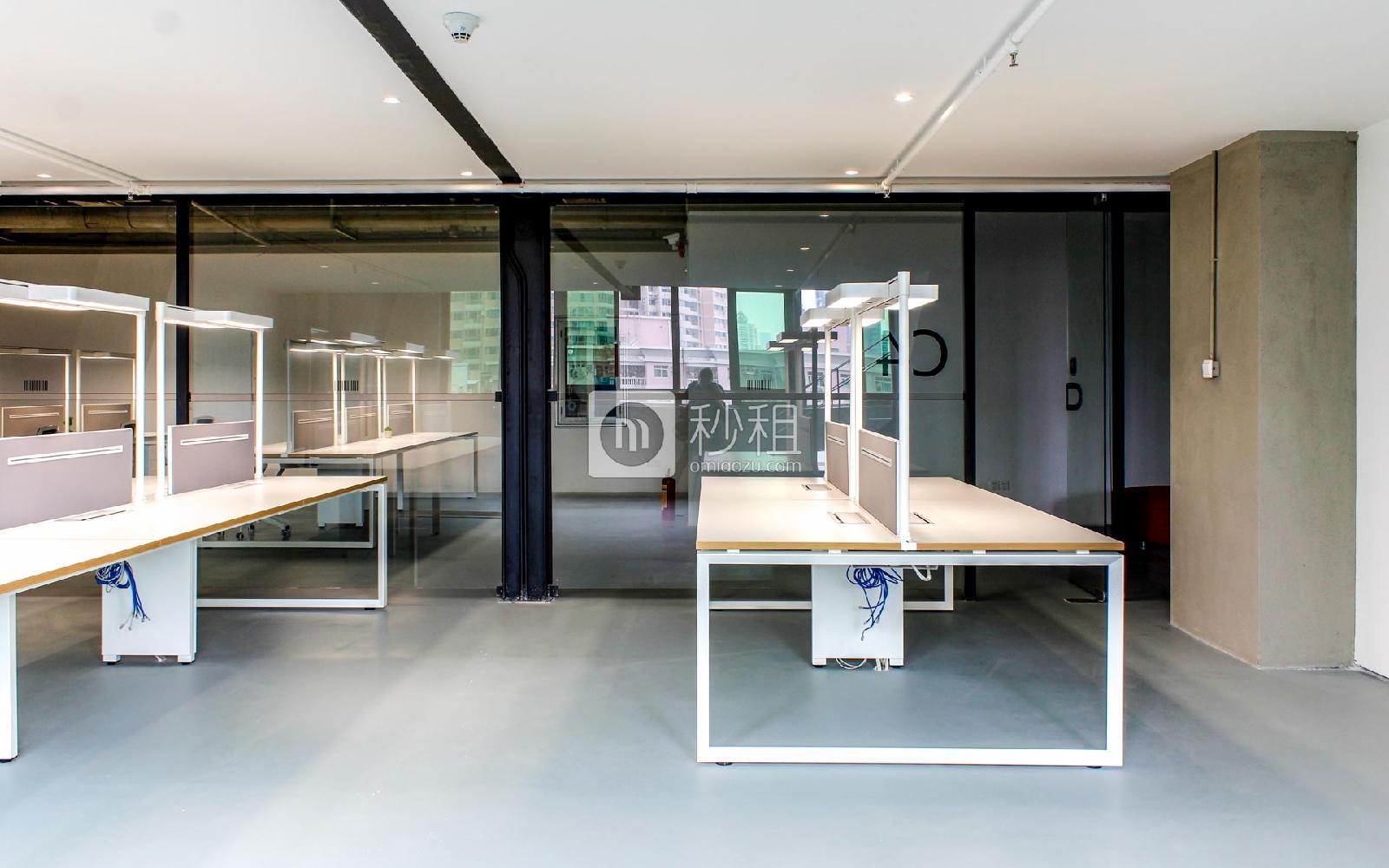 都市名园-MFG创客联邦写字楼出租80平米精装办公室30000元/间.月