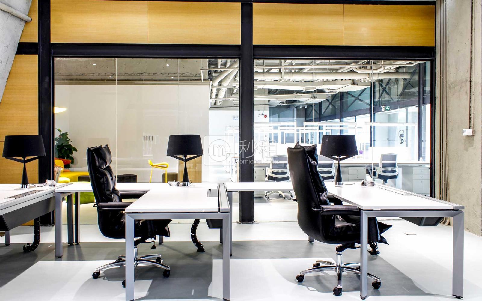 都市名园-MFG创客联邦写字楼出租145平米精装办公室70000元/间.月