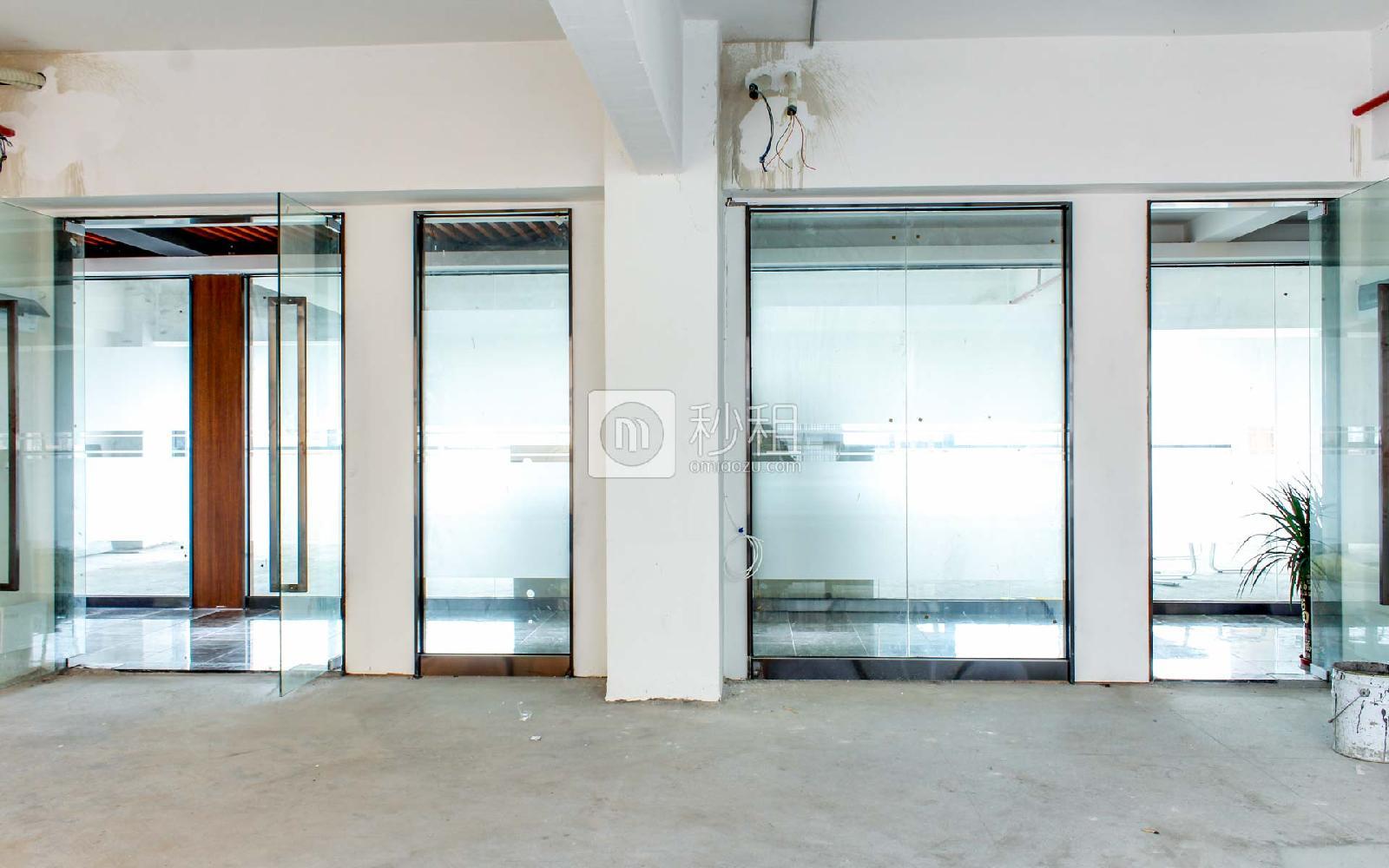 城市山海中心写字楼出租98平米简装办公室65元/m².月
