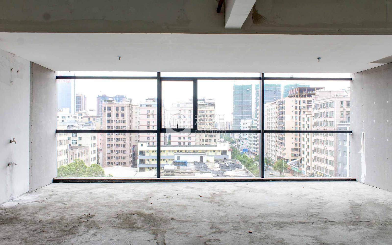 城市山海中心写字楼出租86平米简装办公室65元/m².月