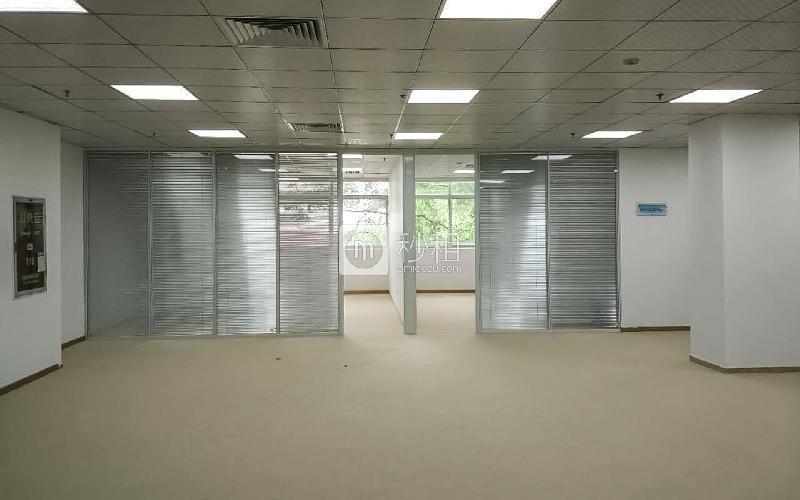 华瀚科技大厦写字楼出租346平米精装办公室75元/m².月