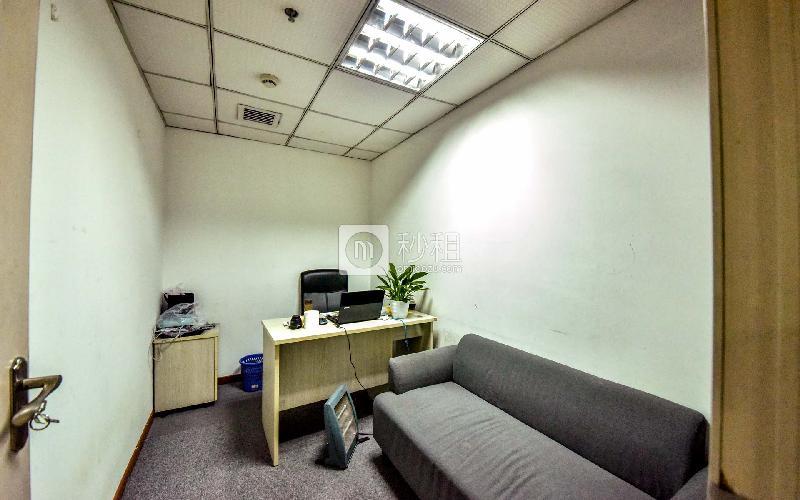 中关村科技大厦-创富港写字楼出租15平米精装办公室2400元/间.月