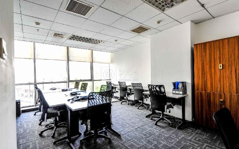 CBD国际大厦-世鳌国际商务中心写字楼出租55平米精装办公室31200元/间.月
