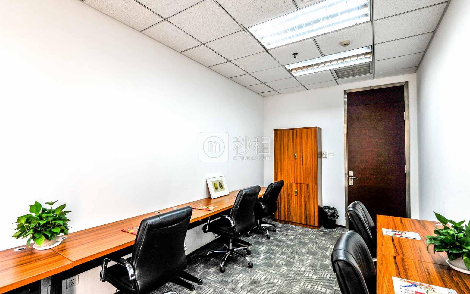 京汇大厦-世鳌国际商务中心写字楼出租35平米精装办公室23800元/间.月