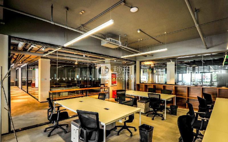 首开松榆里-梦想加写字楼出租60平米精装办公室19200元/间.月
