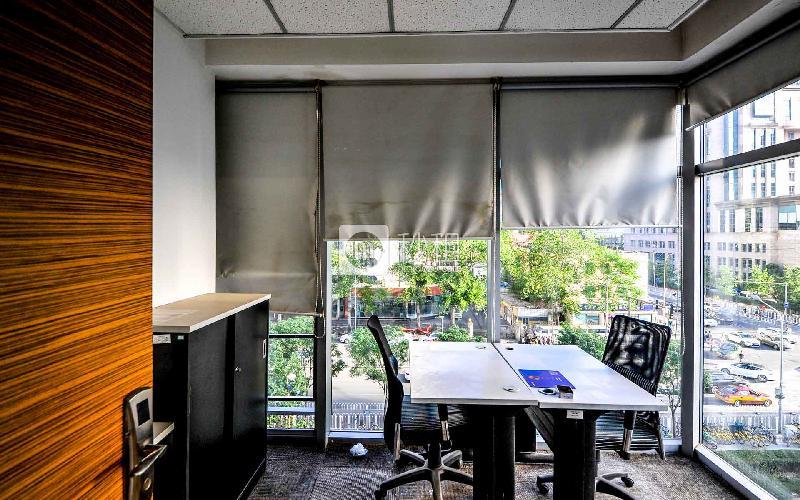 泰达时代中心-世鳌国际商务中心写字楼出租15平米精装办公室7800元/间.月