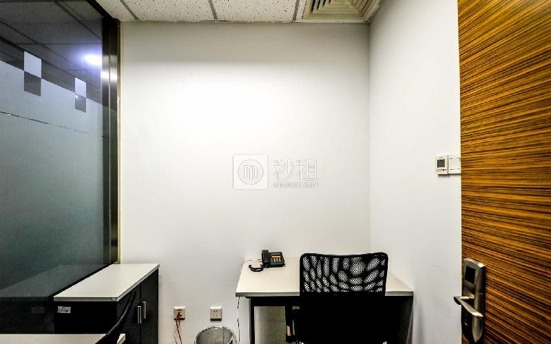 泰达时代中心-世鳌国际商务中心写字楼出租10平米精装办公室5200元/间.月