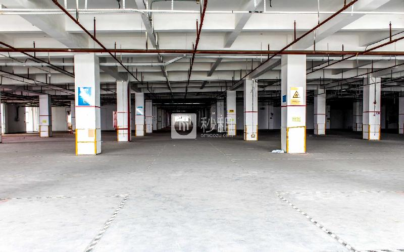 289数字半岛(铭可达国际物流园)写字楼出租10000平米毛坯办公室85元/m².月